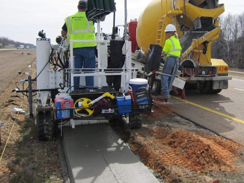 Concrete Curbing Equipment Concrete Curbing Machines